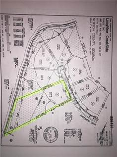 Lots And Land for sale in 135 Oak Forest Drive, Oxford, GA, 30054