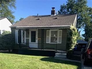 Single Family for sale in 1013 BAUMAN Avenue, Royal Oak, MI, 48073