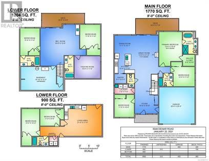 Single Family for sale in 5344 Dewar Rd, Nanaimo, British Columbia, V9S3G3