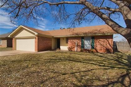 Residential Property for sale in 5402 Castle Road, Abilene, TX, 79606