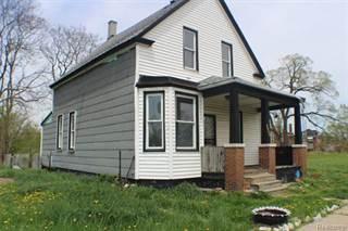 Single Family for sale in 9367 LESSING Street, Detroit, MI, 48214