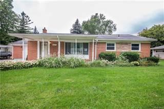 Single Family for sale in 18779 SUSANNA Drive, Livonia, MI, 48152