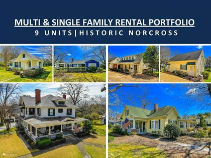 Multi-family Home for sale in 619, 639 & 659 S Peachtree Street, Norcross, GA, 30071