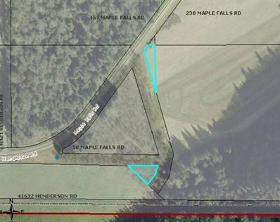 Vacant Land for sale in LS 4 MAPLE FALLS ROAD SE & NE, Columbia Valley, British Columbia