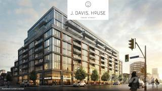 Residential Property for sale in Assignment- J. Davis House Condo Studio at Yonge & Davisville, Toronto, Ontario, M4S 1Z6