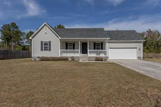 Single Family for sale in 107 Joshua Aaron Trail, Richlands, NC, 28574
