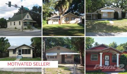 Multi-family Home for sale in 100124 . 27 Home SFR Investment Portfolio St. Petersburg and Tampa FL, Tampa, FL, 33605