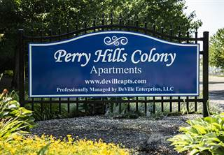 Apartment for rent in Perry Hills Colony, Richville, OH, 44706