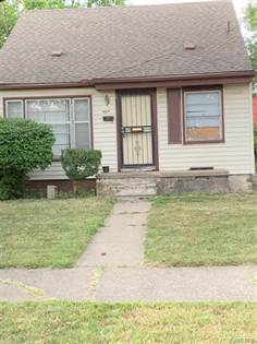 Residential for sale in 13796 ALLONBY ST, Detroit, MI, 48227