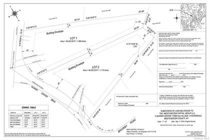 Lots And Land for sale in 5 Quaker - Lot 1 Center, Scarsdale, NY, 10583