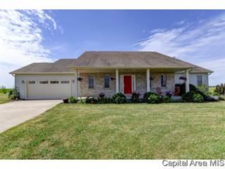 Single Family for sale in 240 Timber Ridge Road, Mechanicsburg, IL, 62545