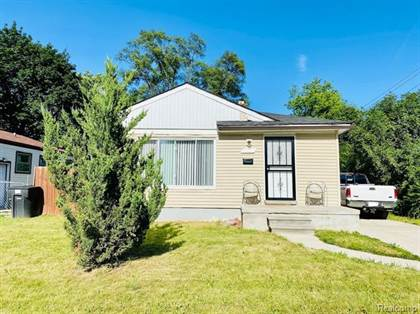 Residential Property for sale in 16124 WORMER Street, Detroit, MI, 48219