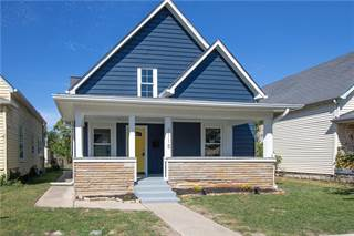 Single Family for sale in 3118 East New York Street, Indianapolis, IN, 46201