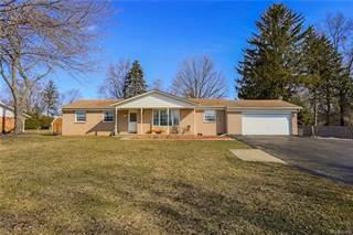 Single Family for sale in 28256 W Ten Mile Road, Farmington Hills, MI, 48336