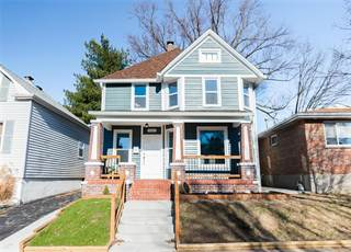 Single Family for sale in 5223 Blow Street, Saint Louis, MO, 63109