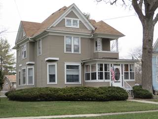 Single Family for sale in 428 East Mckinley Street, Hinckley, IL, 60520