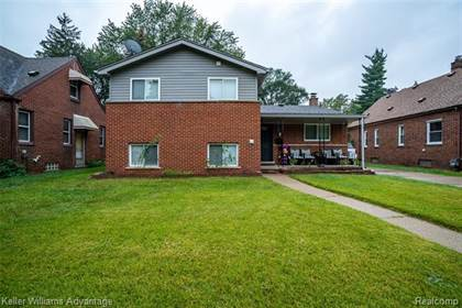 Residential Property for sale in 3430 GRINDLEY PARK Street, Dearborn, MI, 48124