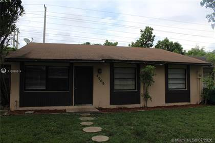 Residential for sale in 4505 SW 136th Pl, Miami, FL, 33175