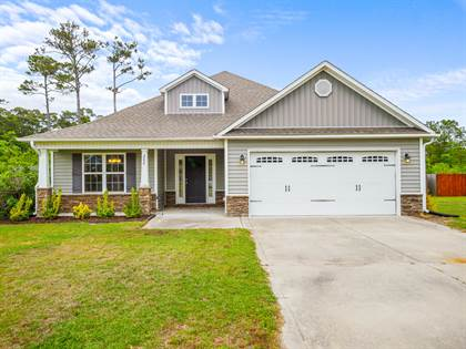 Residential Property for sale in 208 Marsh Haven Drive, Stump Sound, NC, 28460