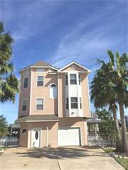 Single Family for sale in 210 Easterly Drive, Tiki Island, TX, 77554