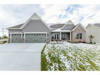 Single Family for sale in 550 Miralago Shore Drive, Saint Peters, MO, 63376