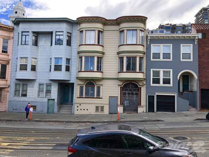 Residential Property for rent in 1529 Mason Street, San Francisco, CA, 94133
