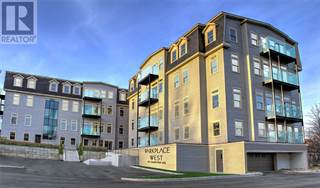 Condo for sale in 181 Hamilton Avenue Unit, St. John's, Newfoundland and Labrador, A1E1J4