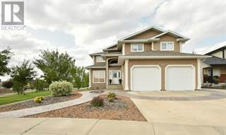 Single Family for sale in 100 Sunset Road SW, Medicine Hat, Alberta, T1B4T2