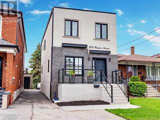 Single Family for sale in 294 WESTLAKE AVE, Toronto, Ontario, M4C4T6
