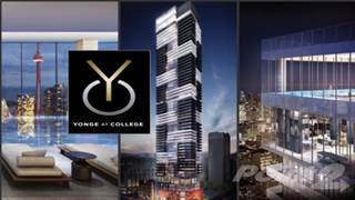Condo for rent in YC Condo, Toronto, Ontario, M4Y 1W9