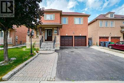 60 MARBLESEED CRES,    Brampton,OntarioL6R2J8 - honey homes
