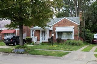 Single Family for sale in 18461 ANNCHESTER Road, Detroit, MI, 48219