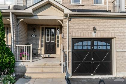 Residential Property for sale in 31 Whitefoot Cres, Ajax, Ontario, L1Z2E5