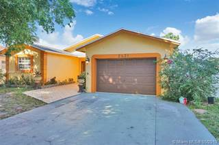 Single Family for sale in 2431 Raleigh St, Hollywood, FL, 33020