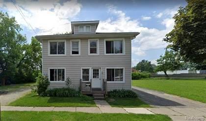 Multifamily for sale in 805 Saint Clair Street, Pontiac, MI, 48340