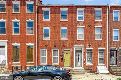 Residential Property for sale in 1026 W FAYETTE STREET, Baltimore City, MD, 21223