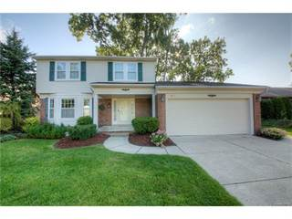 Single Family for sale in 19570 WHITBY Drive, Livonia, MI, 48152
