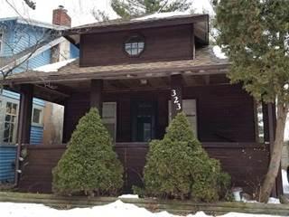 Single Family for sale in 323 N CLEMENS Avenue, Lansing, MI, 48912