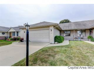 Single Family for sale in 212  EAGLE RIDGE DR, Chatham, IL, 62629
