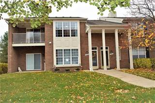 Condo for sale in 13442 Forest Ridge Boulevard 176, Sterling Heights, MI, 48313