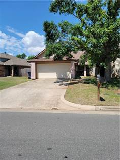Residential for sale in 7623 NW 105th Terrace, Oklahoma City, OK, 73162