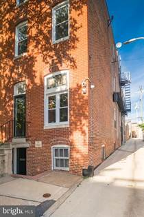 Residential Property for sale in 239 S COLLINGTON AVE, Baltimore City, MD, 21231