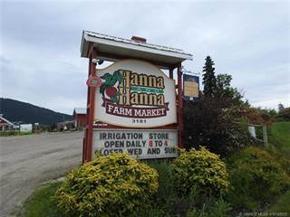 Farm And Agriculture for sale in 3181 11 Avenue, NE, Salmon Arm, British Columbia