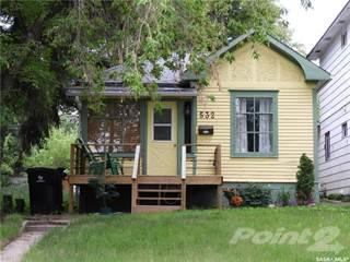 Residential Property for sale in 532 K AVENUE N, Saskatoon, Saskatchewan, S7L 2M7