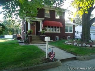 Single Family for sale in 1309 WASHINGTON ST, Beardstown, IL, 62618