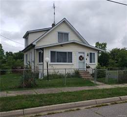 Single Family for sale in 319 RAEBURN Street, Pontiac, MI, 48341