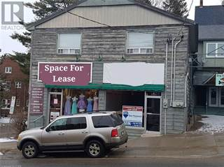 Comm/Ind for rent in 4 BRUNEL ROAD , Huntsville, Ontario, P1H2A9