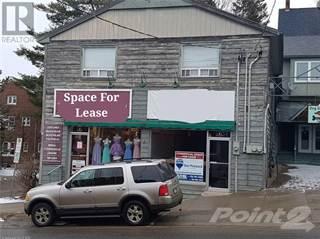Comm/Ind for rent in 4 BRUNEL ROAD #1, Huntsville, Ontario