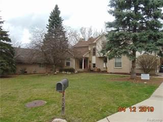 Single Family for sale in 2022 OAK LEAF Court N, Rochester Hills, MI, 48309