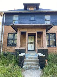 Residential Property for sale in 2116 MONTCLAIR Street, Detroit, MI, 48214